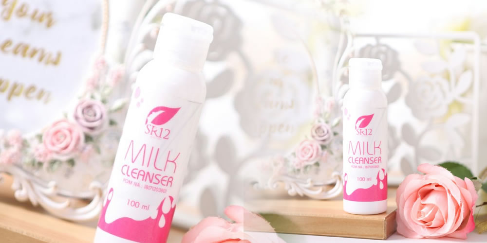 milk cleanser sr12