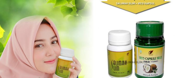 Salimah Slim Asli dari Sr12 Herbal Skin Care